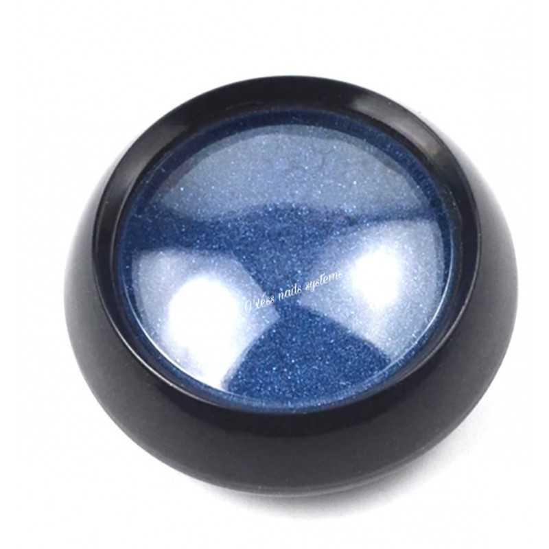 Pigments a effets  chrome bleu