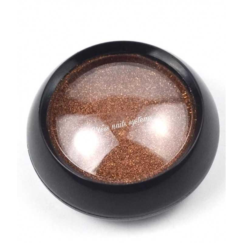 Pigments a effets  chrome bronze