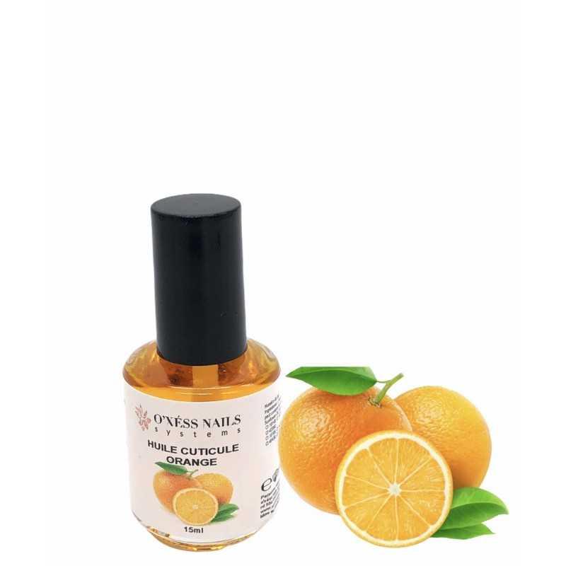 Huile cuticules orange