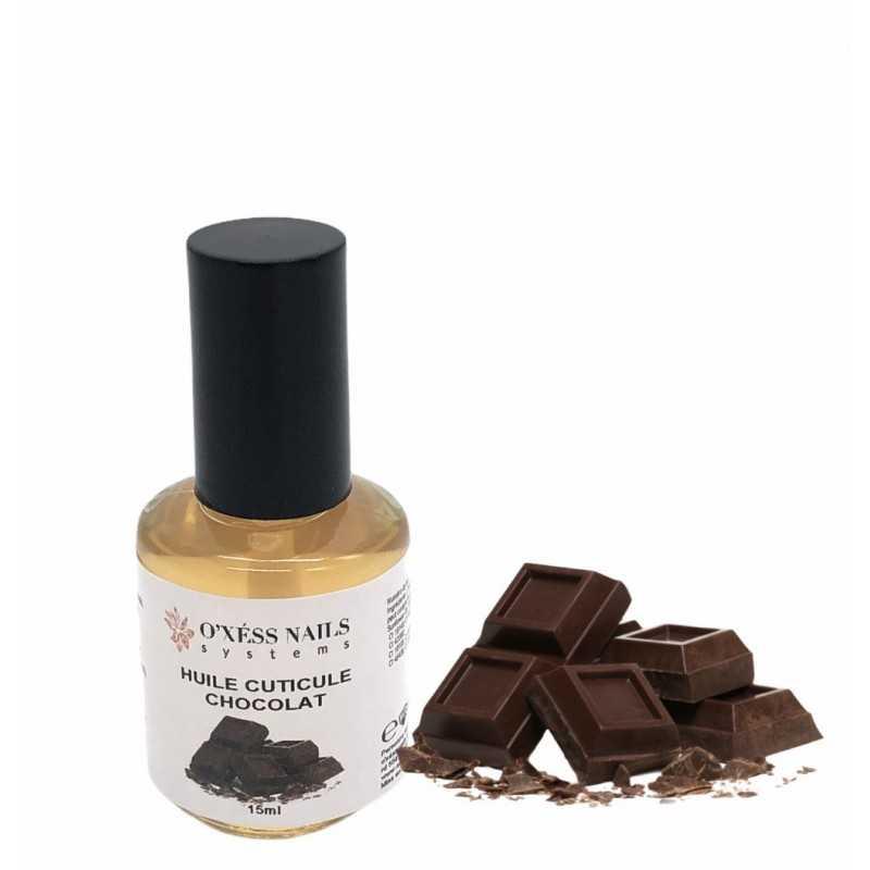 Huile cuticules chocolat