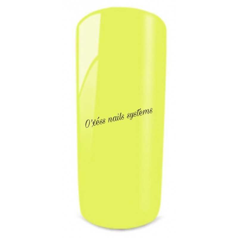 Vernis Semi Permanent neon yellow