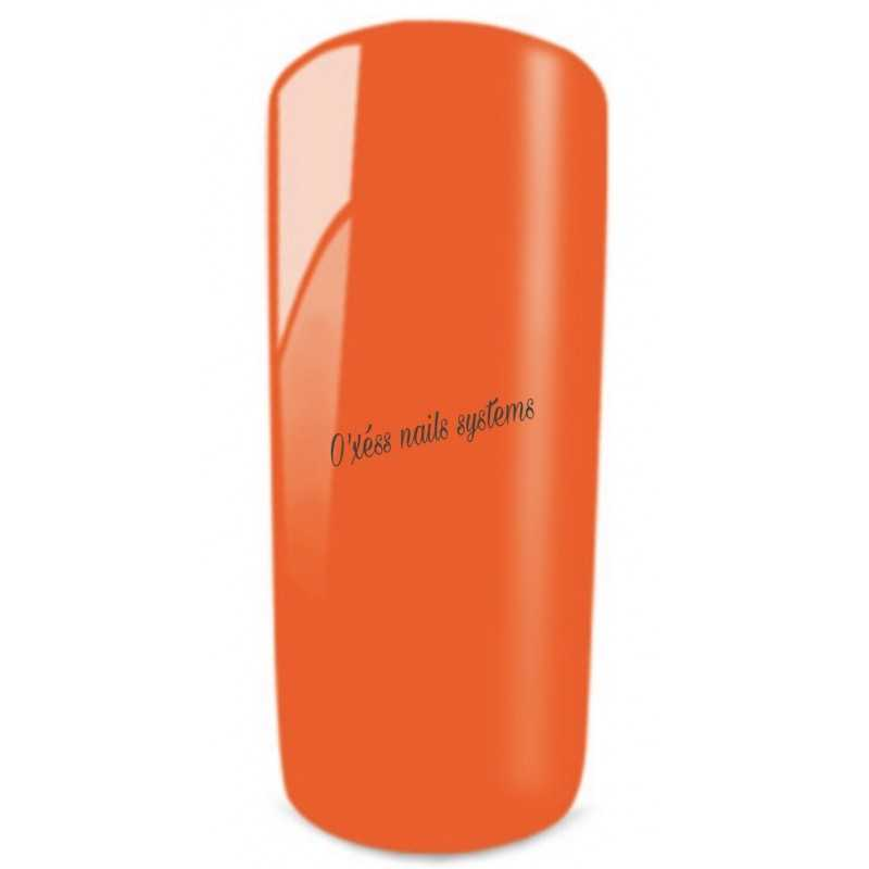 Vernis Semi Permanent neon orange