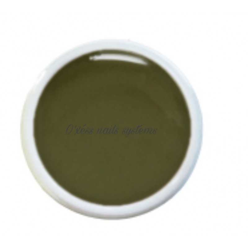 Gel couleur Mud green - 1743
