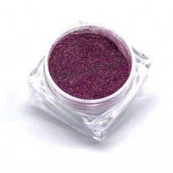 Paillettes holographique laser purple
