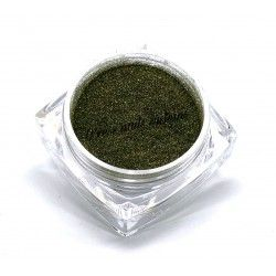 Paillettes holographique laser green olive