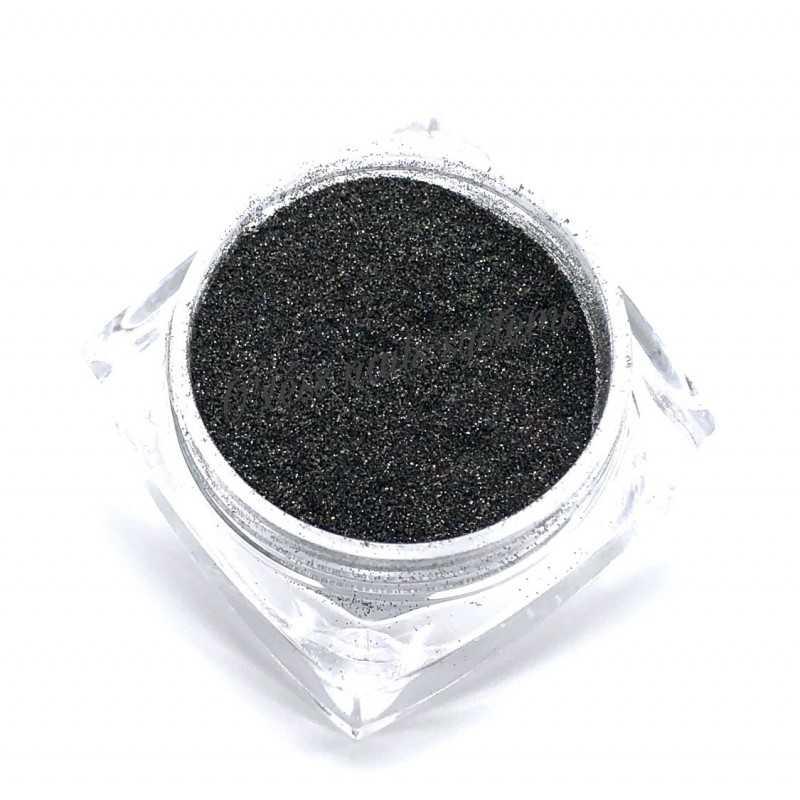 Paillettes holographique laser black