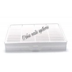Nail Art Box, boîte de Rangement