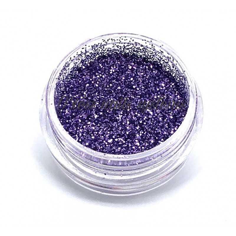 Paillettes extrêmement fines purple