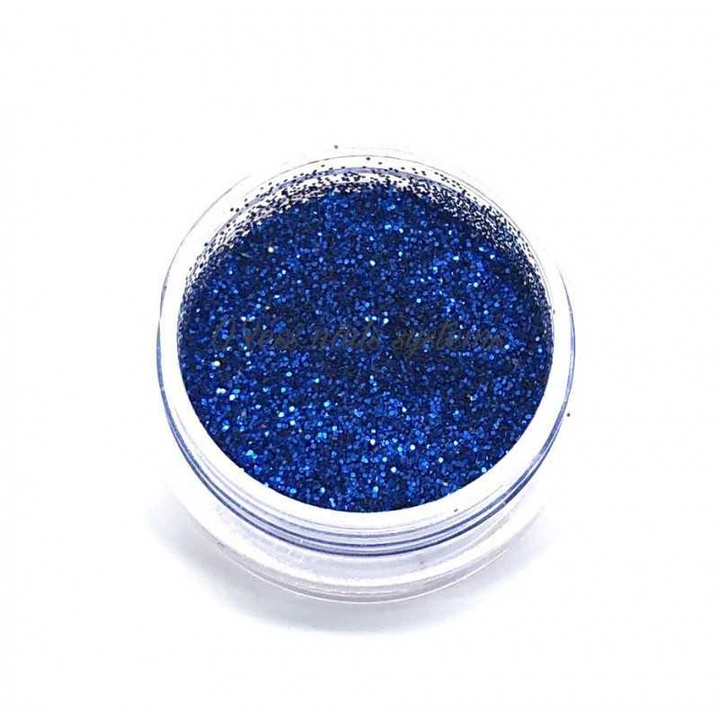 Paillettes extrêmement fines blue royal