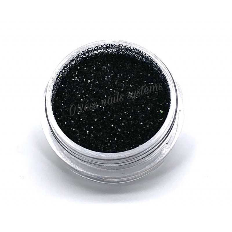 Paillettes extrêmement fines black