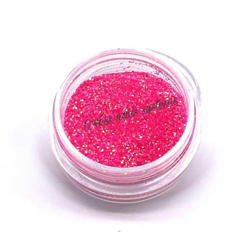 Paillettes extrêmement fines neon pink