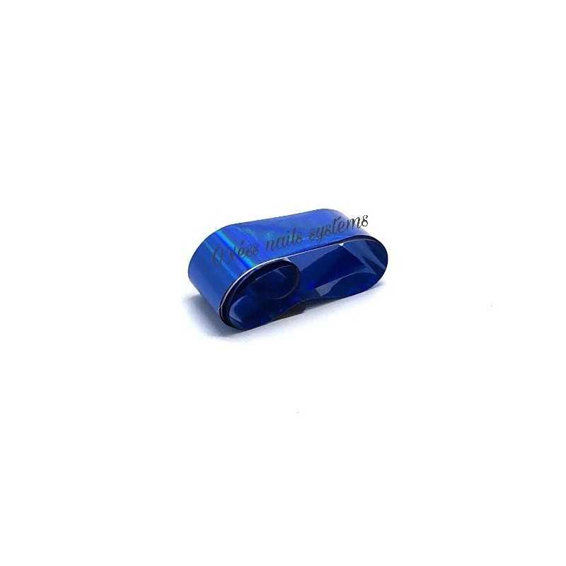 Transfer Foil blue  holographe