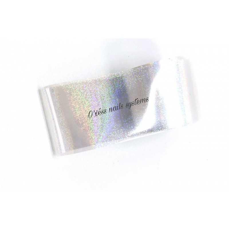 Transfer Foil transparent holographe