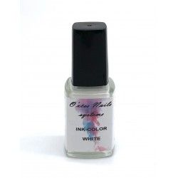 Ink Colors white