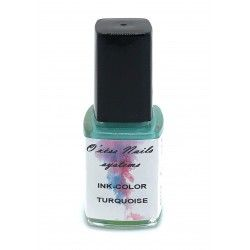 Ink Colors turquoise
