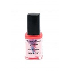 Ink Colors neon pink