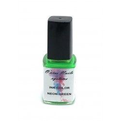 Ink Colors neon green