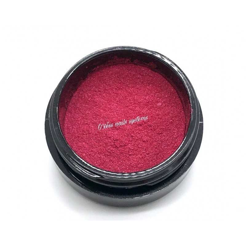 PIGMENT COULEUR ROSE RED