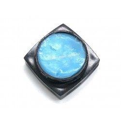 Pasteline ongle 3D bleu pastel