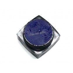 Pasteline ongle 3D bleu royal