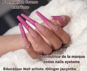 formation ongle gel forme extreme